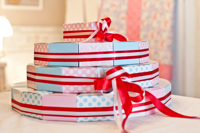 Výslužkový dort - 43 ks vč. koláčků