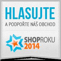 Hlasujte v anketě ShopRoku 2014