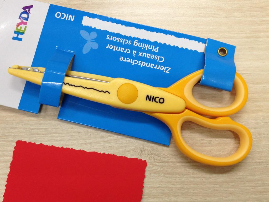 Ozdobné nůžky Nico