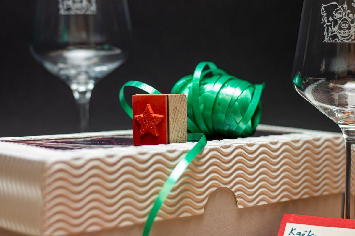 Svatební razítka - Vánoce