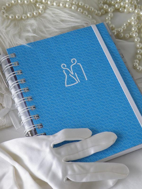 Svatební diář - Plánování svatby od A do Z