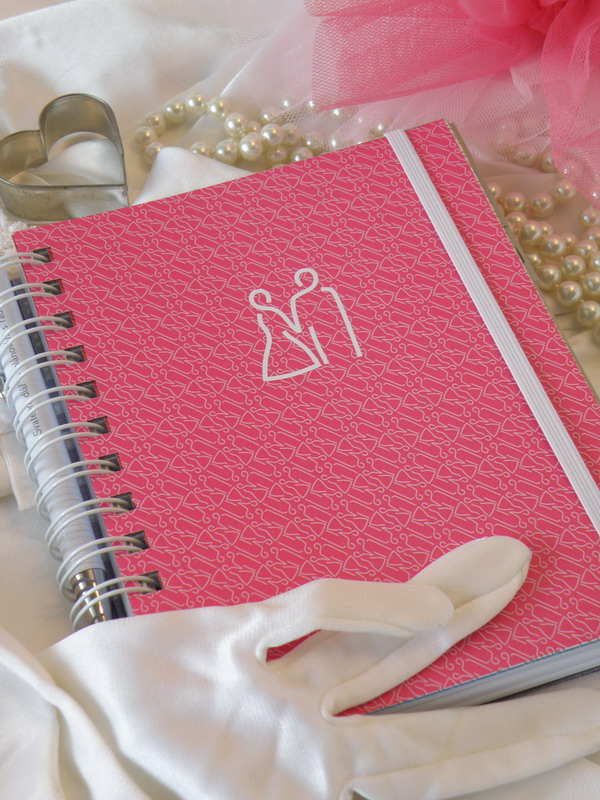 Svatební diář Smart - 7 titulních stran