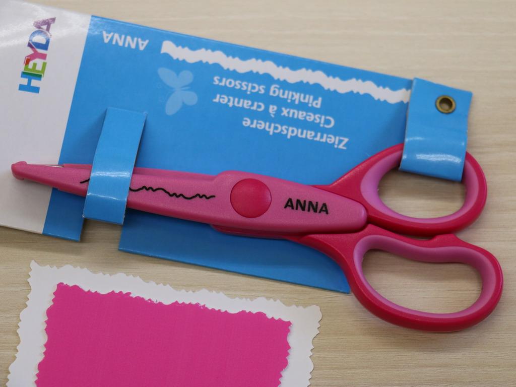 Ozdobné nůžky Anna