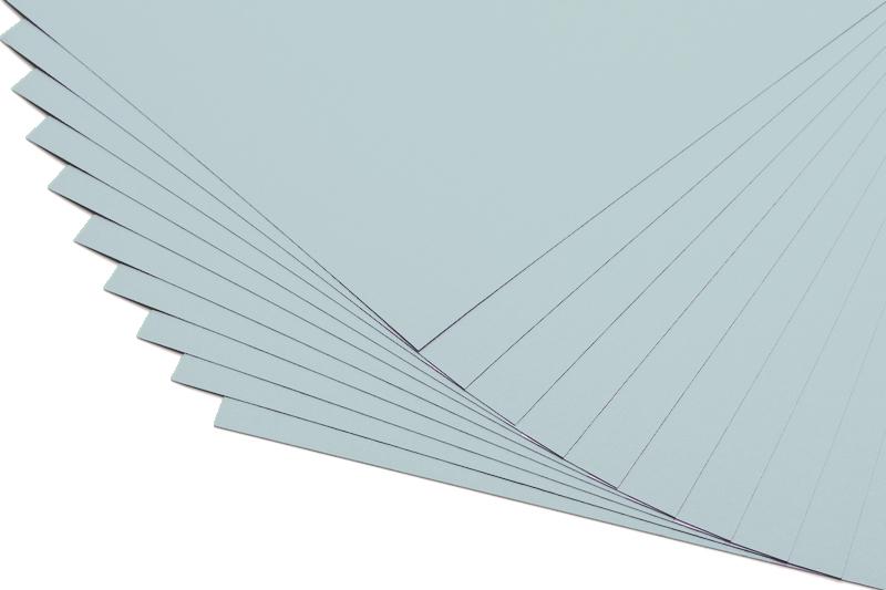 Papír A4 130g - světle šedý - 20 listů