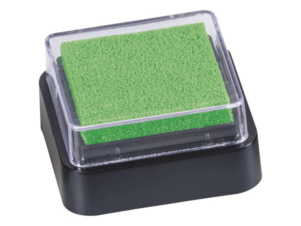 Razítkovací polštářek - světle zelený