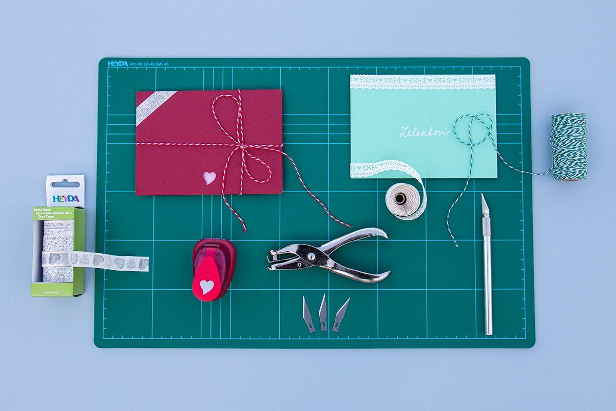 Řezací nůž pro kreativní tvorbu