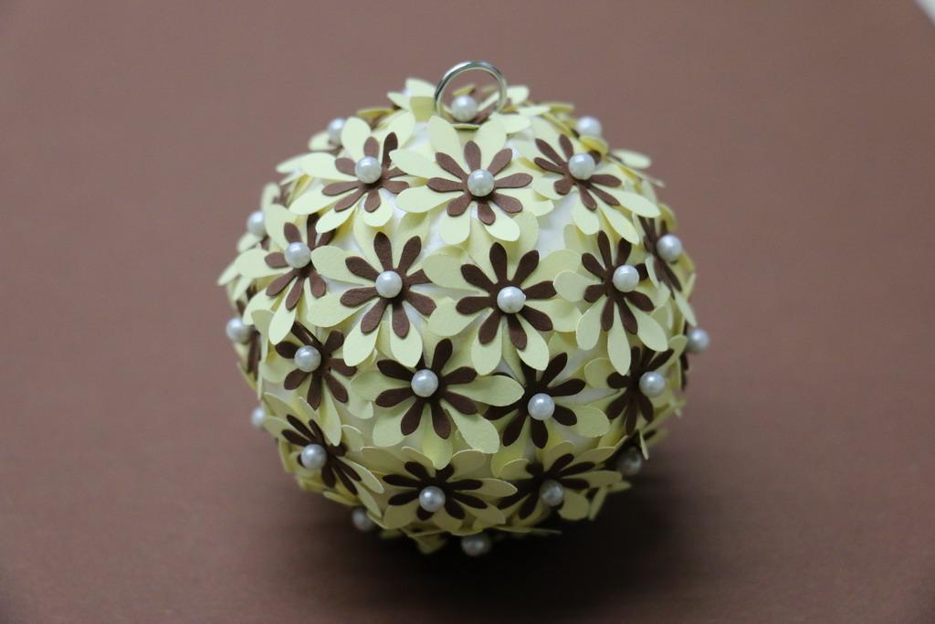 Ozdobná děrovačka 22 mm - květ