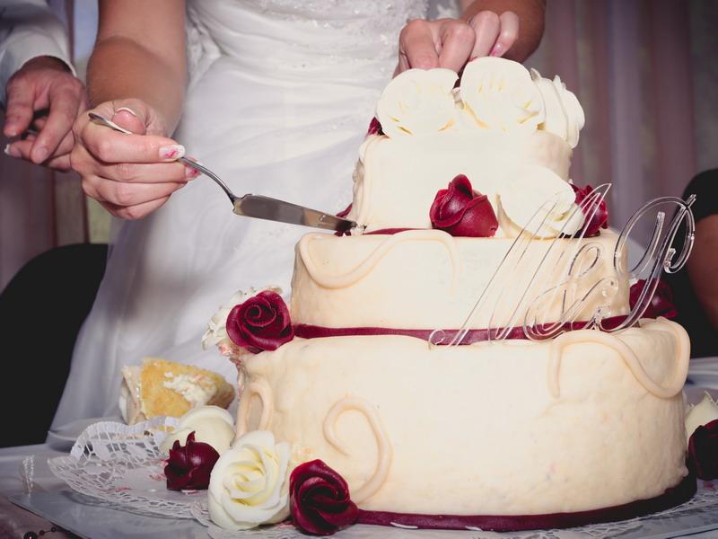 Písmeno na dort - P - čiré