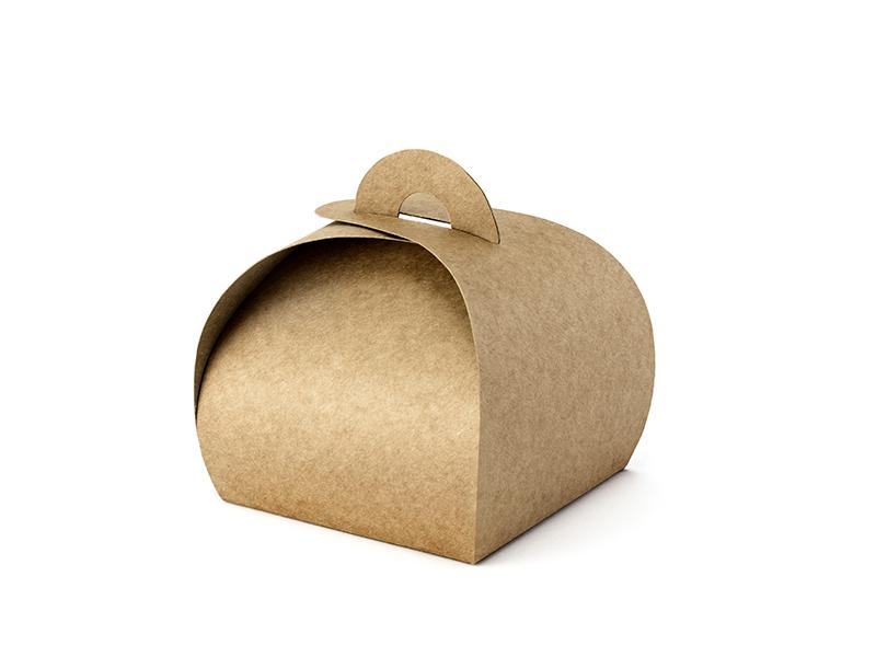 Krabičky na výslužky Rustic