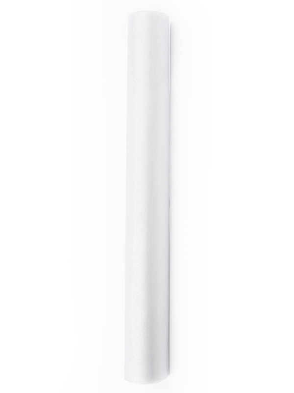 Organza Superior - bílá 36 cm x 9 m