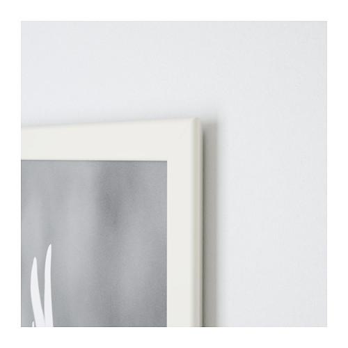 Bílý rámeček na fotku 21x30 cm s vlastním textem