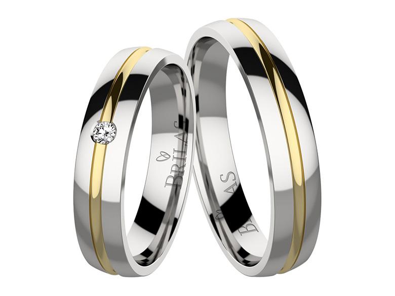Snubni Prsteny A Uskali Materialu Svatebni Diar Obchod Ktery