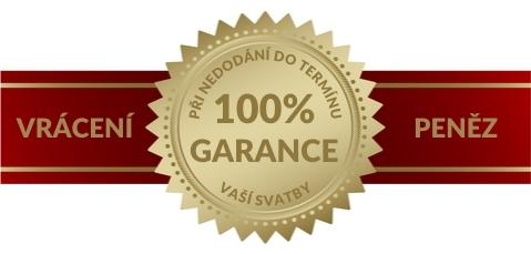 100% garance vrácení peněz