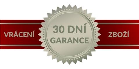 30 dní garance vrácení zboží